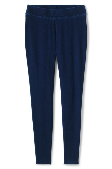Women's Starfish Mid Rise Knit Jean Leggings