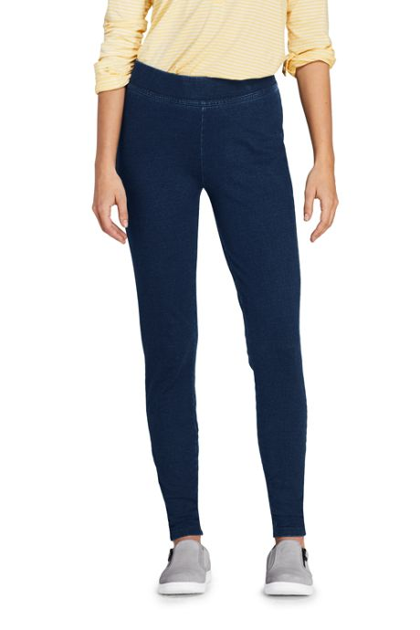 Women's Starfish Knit Jean Leggings