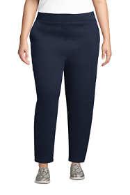 Women's Plus Size Serious Sweats Ankle Length Sweatpants