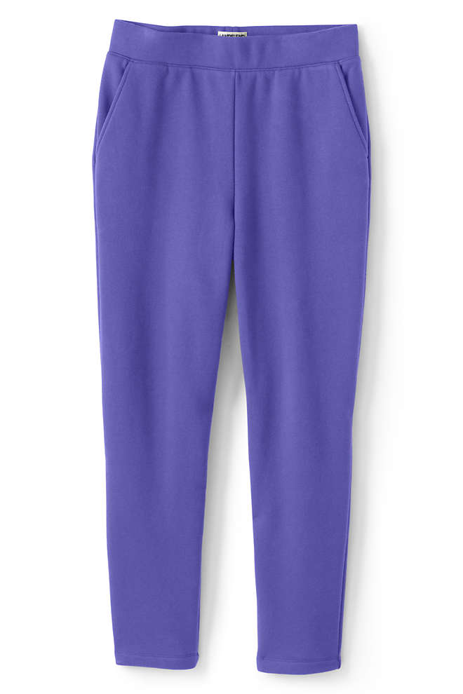 Women's Petite Serious Sweats Ankle Length Sweatpants, Front