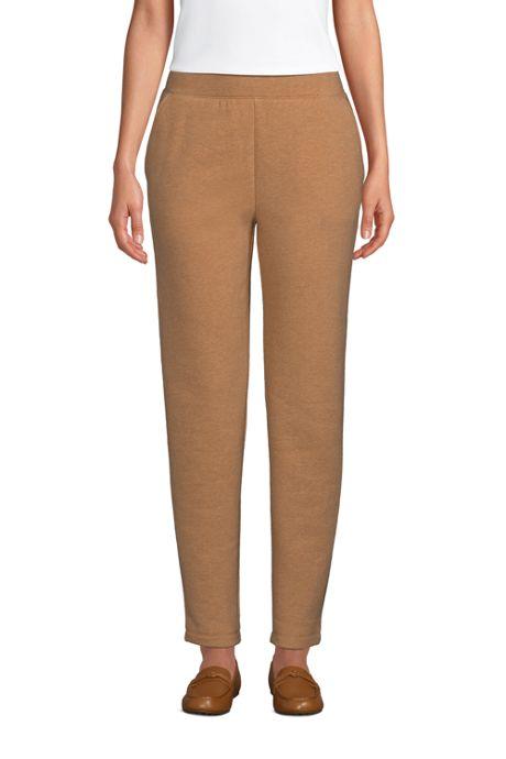 Women's Petite Serious Sweats Ankle Length Sweatpants