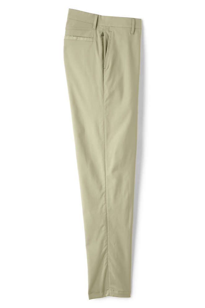Men's Big and Tall Traditional Fit Performance Chino Pants, Front