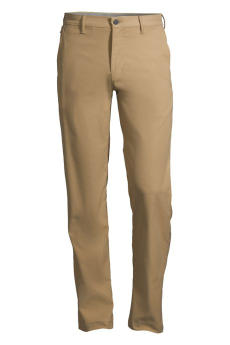 Men's Big and Tall Traditional Fit Performance Chino Pants