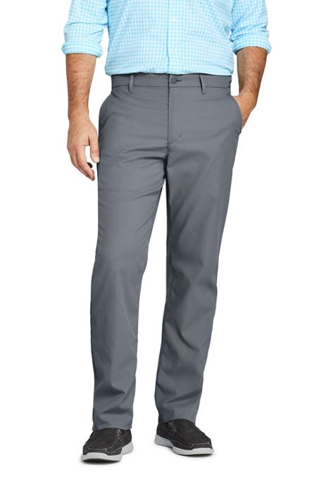 Men's Traditional Fit Performance Chino Pants