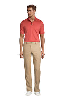 Men's Traditional Fit Performance Chino Pants, alternative image