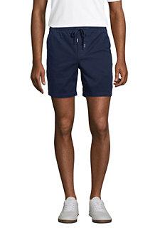 Chino-Shorts mit Dehnbund für Herren