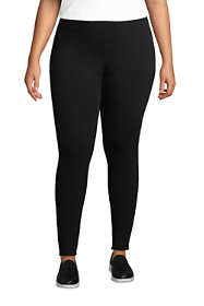 Women's Plus Size Fleece Lined Leggings