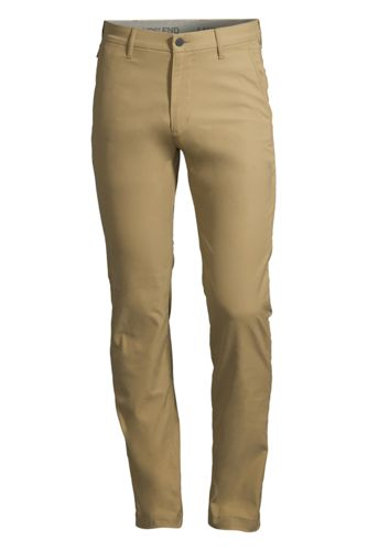 Men's Performance Chinos, Slim Fit