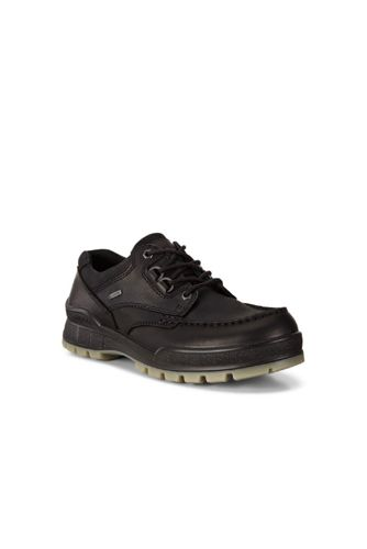 Men's ECCO Track 25 Leather Lace-up Walking Shoes