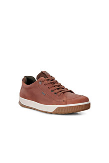 Men's ECCO Byway Tred Leather Trainers