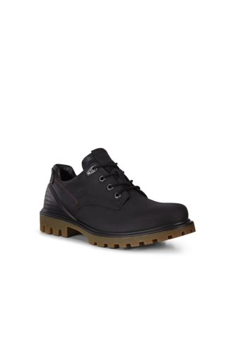 Men's ECCO Tred Tray Leather Lace-up Shoes