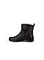 Women's ECCO Babett Fur-lined Leather Comfort Boots