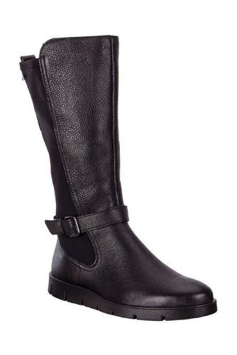 Women's ECCO Bella Tall Leather Lightweight Comfort Boots
