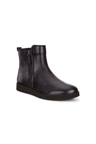 Women's ECCO Bella Short Leather Lightweight Comfort Boots