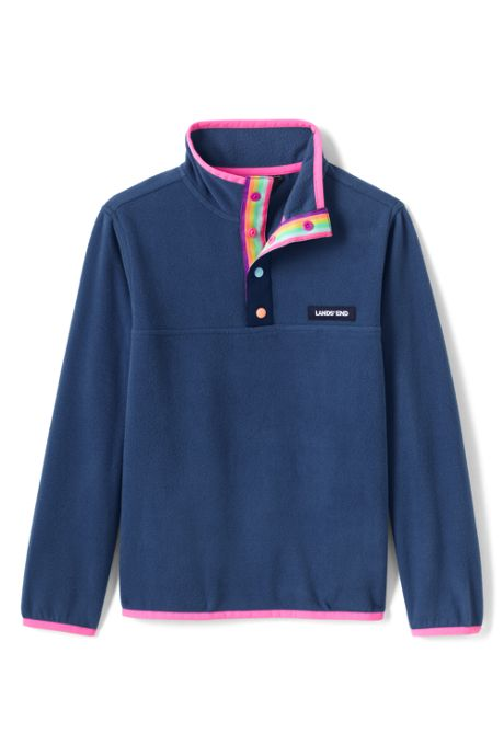 Little Kids Fleece Pullover