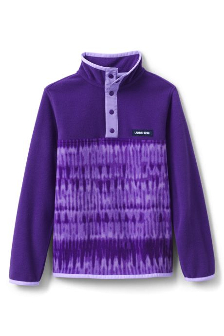 Toddler Kids Fleece Pullover