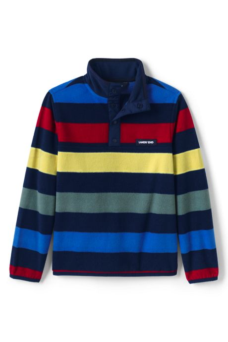 Little Kids Printed Fleece Pullover