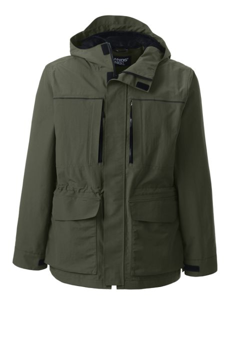 Men's Tall Lightweight Squall Parka