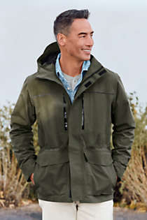 Men's Lightweight Squall Parka, Unknown