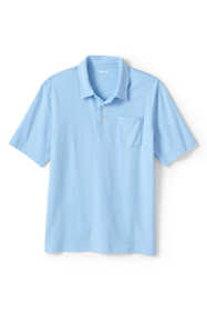 Men's Tall Super-T Short Sleeve Polo Shirt