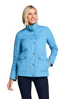 Women's PrimaLoft Packable Long Jacket