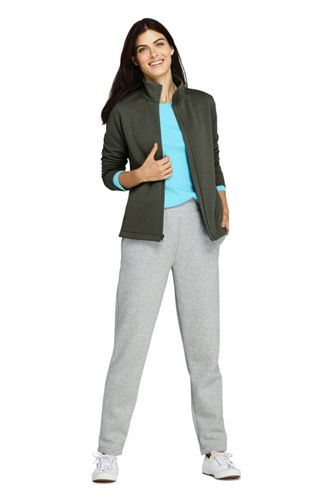 Women's Quilted Fleece Jacket