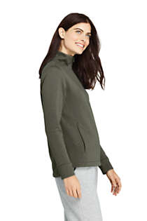 Women's Quilted Fleece Jacket, Unknown