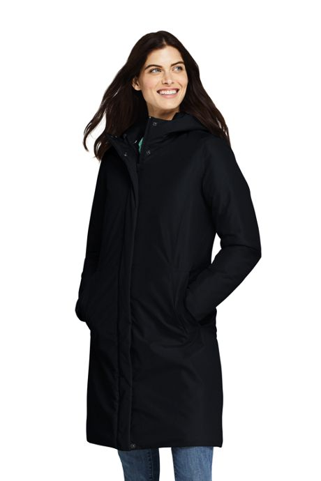 Women's Petite Insulated Raincoat