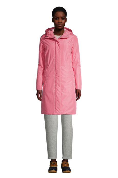 Women's Insulated Raincoat
