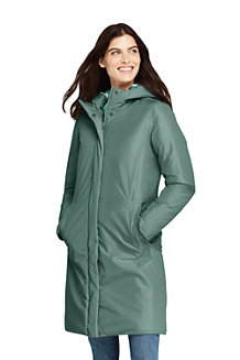 Women's Waterproof Insulated Raincoat
