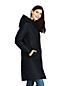 Manteau Imperméable à Capuche, Femme Stature Standard