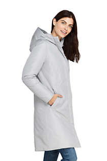 Women's Insulated Raincoat, alternative image
