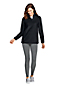 Women's Softest Fleece Half Zip Tunic Top