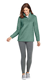 Women's Petite Softest Fleece Tunic Pullover, Unknown