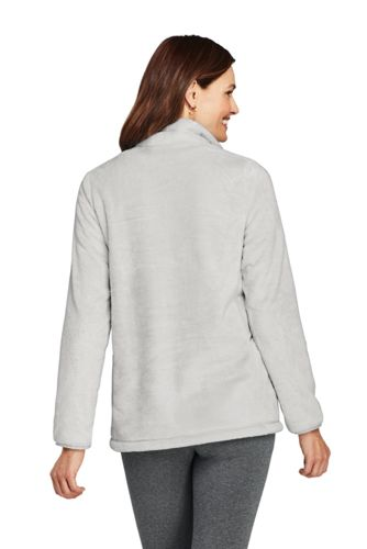 Women's Petite Softest Fleece Tunic Pullover