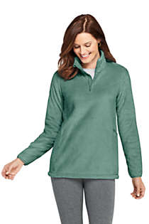 Women's Softest Fleece Tunic Pullover, Front