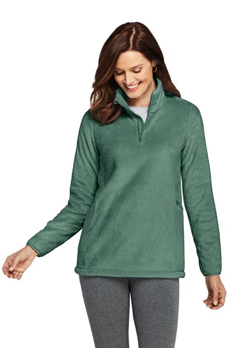Women's Softest Fleece Tunic Pullover