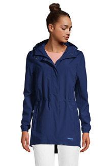 Women's Packable Raincoat