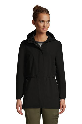 Women's Packable Raincoat