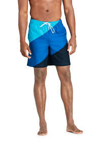 "Men's 8"" Colorblock Volley Swim Trunks"