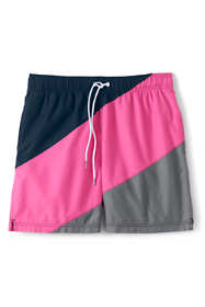 "Men's 6"" Colorblock Volley Swim Trunks"