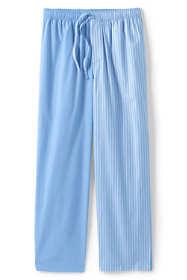 Men's Colorblock Broadcloth Pajama Pants