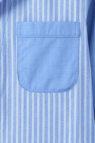 Men's Colorblock Broadcloth Pajama Shirt