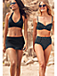 Women's Beach Living Halter Neck Bikini Top - D Cup