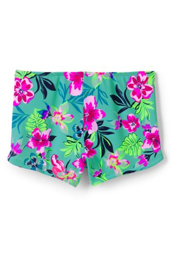 Girls Plus Swim Boy Shorts