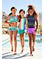 Gemusterte Badeshorts MIX & MATCH für große Mädchen