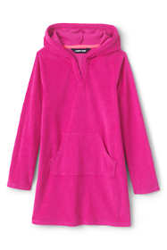 Girls Terry Pullover Cover-up