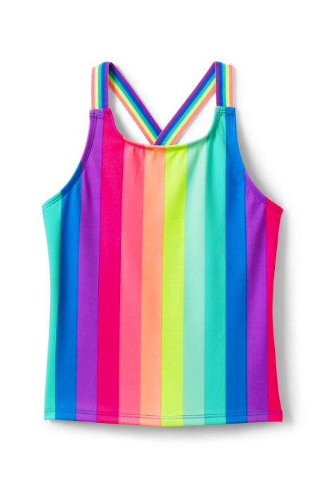Girls Sport Tankini Top