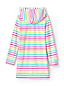 Girls' Terry Beach Hoodie, Pattern