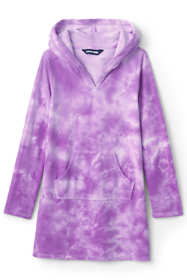 Little Girls Terry Pullover Cover-up